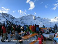 Freeride World Tour Stop Fieberbrunn 2014